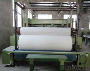 Needle-punched Polyester Mat For Waterproof