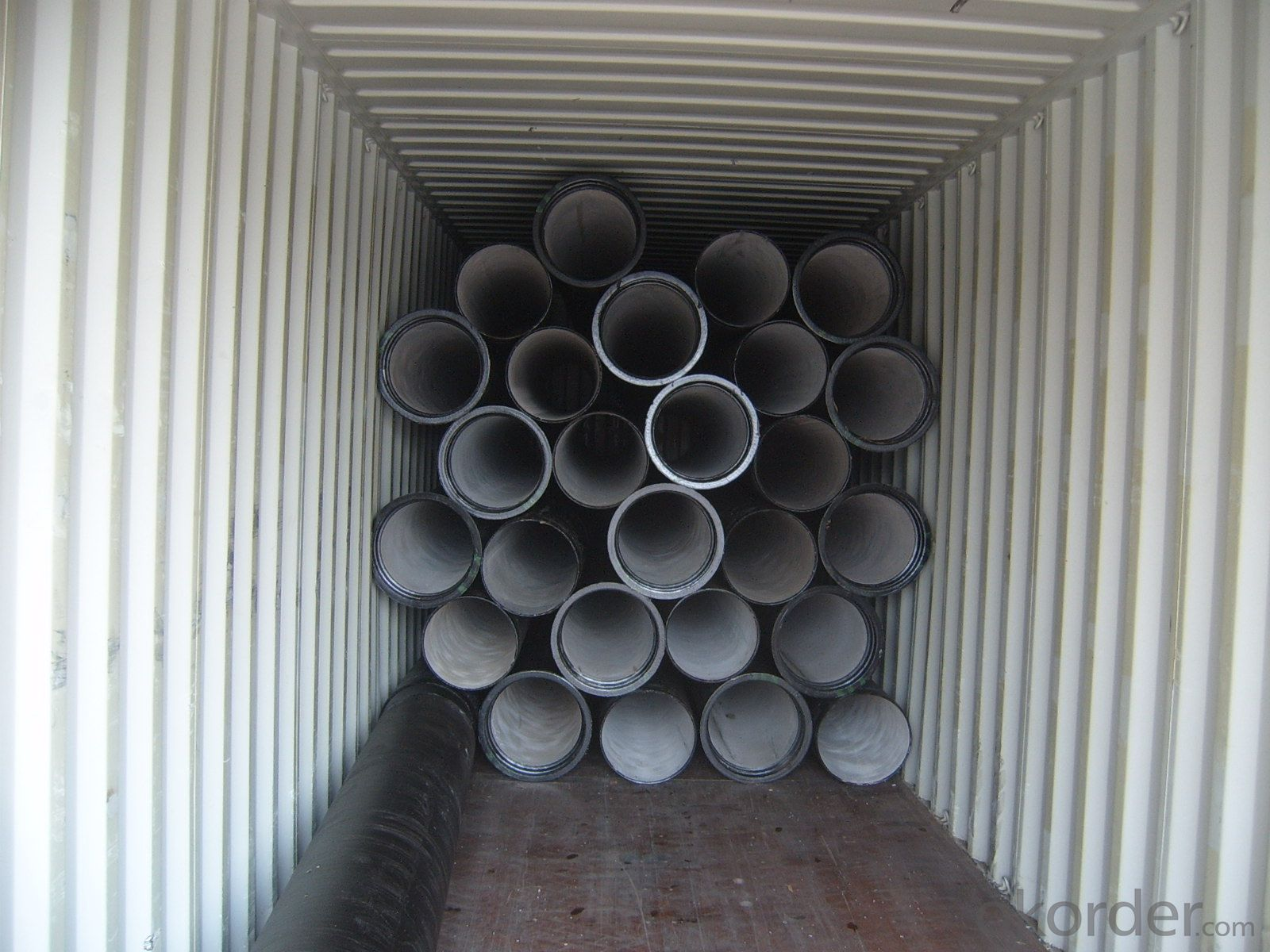 DUCTILE IRON PIPES K8 DN200