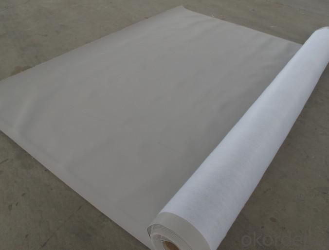 PVC waterproof membranes