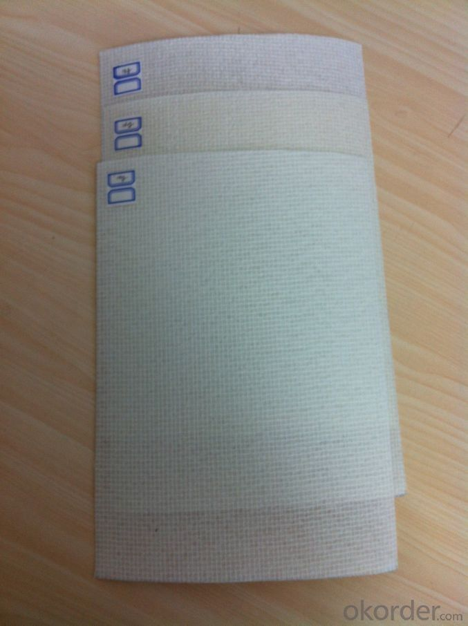 Reinforced Polyester Mat For Waterproofing Membrane