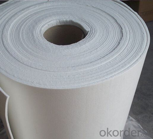 ceramic fiber paper with excellent quality