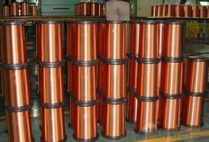 EI/AIW 200 enamelled copper wire