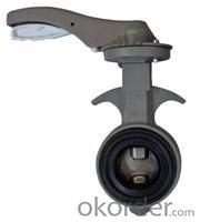 butterfly valve Concentric butterfly valves