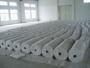 High Tensile Strength Spunbond Polyester Mat