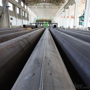LSAW STEEL PIPE 6'' API 5L