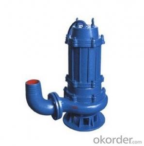 WQ Vertical Sewage Centrifugal Pumps
