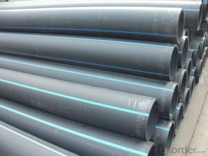 PVC Pipes Sewer Water of Factory Quality and Price