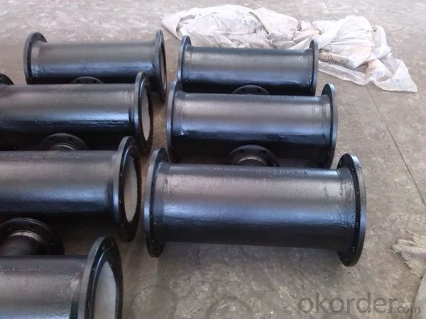 DUCTILE IRON PIPE D400 k12
