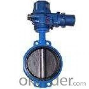 butterfly valve igh Flow Resilient Seated