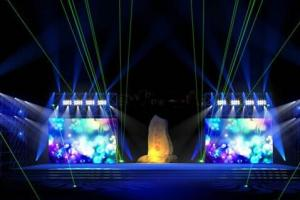 Full Color Indoor Portable LED Rental Display For Stage CMAX-P6