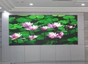 P8 Iron Cabinet Outdoor LED Display Screen Superb Brightness CMAX-PI8