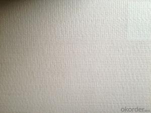 High Density Reinforced Polyester Mat With Fiberglass Mesh