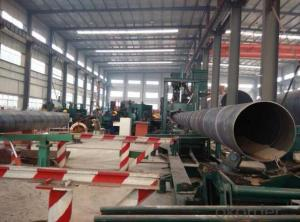 SSAW CARBON STEEL PIPE 219-3920MM