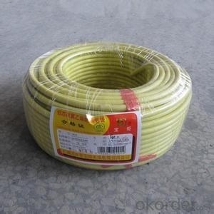 Sranded aluminum conductor pvc insulated building wire