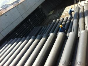DUCTILE IRON PIPE DN1000 k7