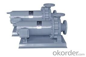 HNF Canned Motor Pump for Refrigerating