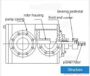 Series 2GRN Twin-screw Pump