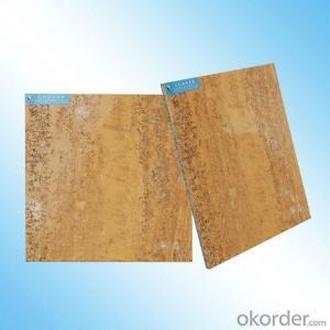 Aluminum foam composite panel