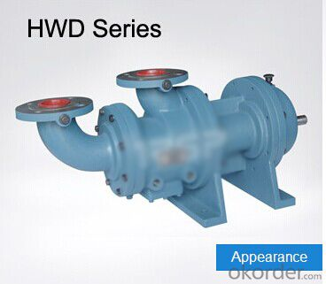 HWD Series Twin-screw Pump