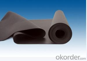 EPDM Waterproofing Membrane Width 1.2m to 4m Used for Roof/Pond Liner/Basement