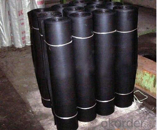 EPDM Waterproof Membrane with 1.2mm-2.0mm Thickness/1.2m to 2.0m Width/20m Length