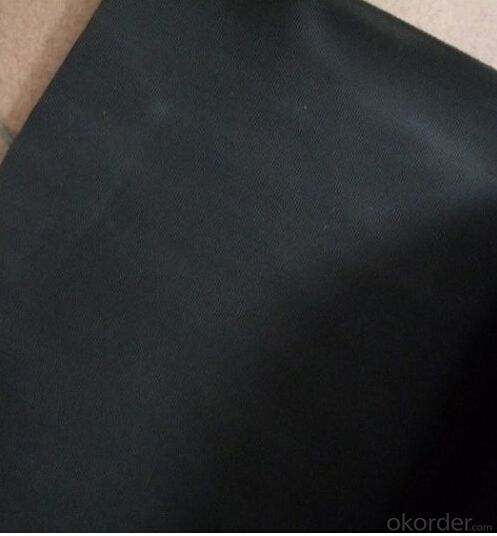 EPDM Rubber Waterproof Membrane Used for Roof and Under Basement