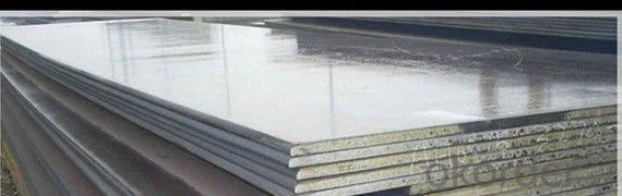 EXCELLENT HOT ROLLED STEEL PLATE
