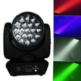 12Wx19PCS 4in1 LED Cree Zoom Wash Moving Head Stage Light CMAX-W4