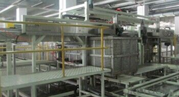 Loading and Unloading Cage for Packaging Industry