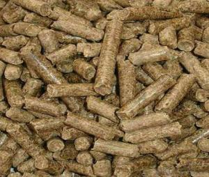 Wood pellets, wood briquettes, 7mm-8mm