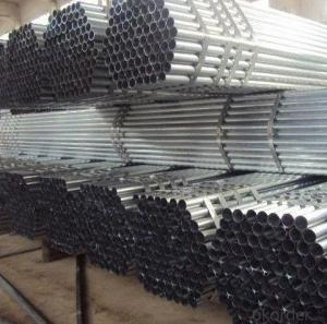 ASTM Galvanized Scaffolding Pipe Best Quality