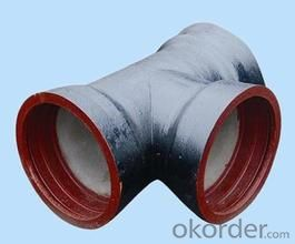 ductile iron pipe of chinaClass NBR