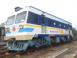 Heavy-duty railway car  for traction  and transportation