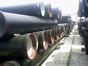 ductile iron pipe of china t-type
