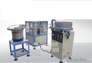 Plastic Cap Packing Machine