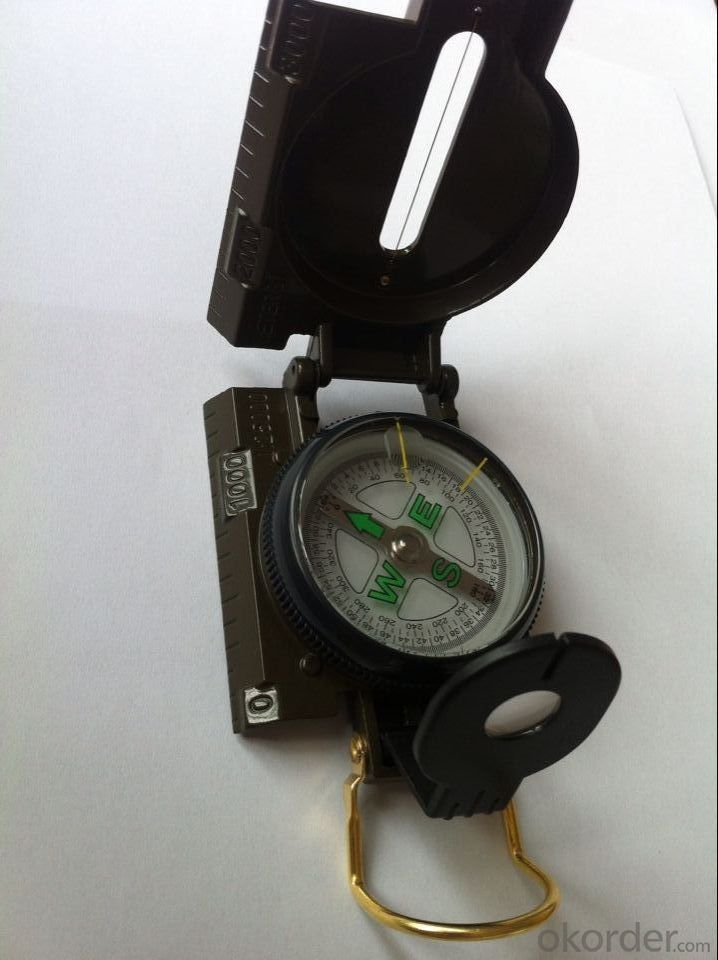 Army Metal Compass DC45-2