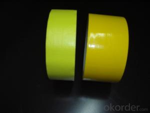 Heat Resistant Custom Printed Adhesive Cloth Tape