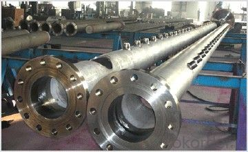 ductile iron pipe of chinaClass 100% SBR