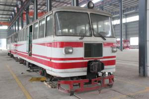 Heavy-duty railway car  for traction ZTJC160