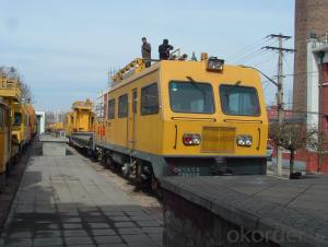 Installation and working Car for Overhead Catenary System