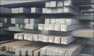 For high-quality boron alloy steel export