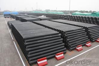ductile iron pipe of China mainland