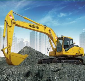 SINOTRUK - THE HIDOW HYDRAULIC EXCAVATOR HW210-8