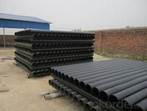 ductile iron pipe of chinaClass  BS EN ISO 9001