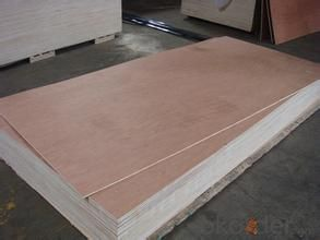 Okume Face and back Commercial Plywood