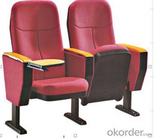 Cinema Chair/Theatre Chair/Auditorium Chairs With Table Pad 9014