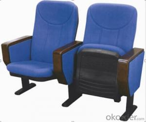 Cinema Chair/Theatre Chair/Auditorium Chairs With Table Pad  2033