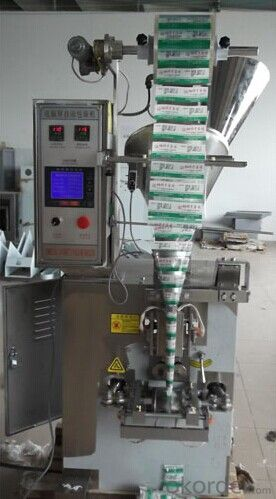 F series-Large vertical /Three or four-side sealing Automatic Powder Packaging Machine