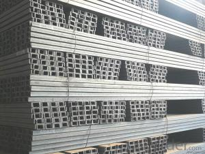 High grade hot-rolled steel channel (Q235)