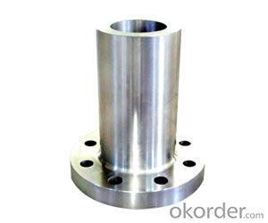 STAINLESS STEEL FORGED FLANGE 304/316 ASME B16.5 WELDING NECK